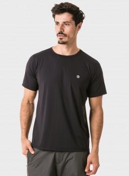 masculina t shirt curta ice preta frente c